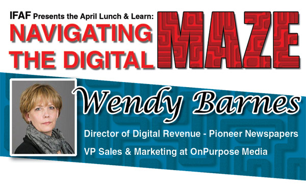 Navigating the Digital Maze with Wendy Barnes